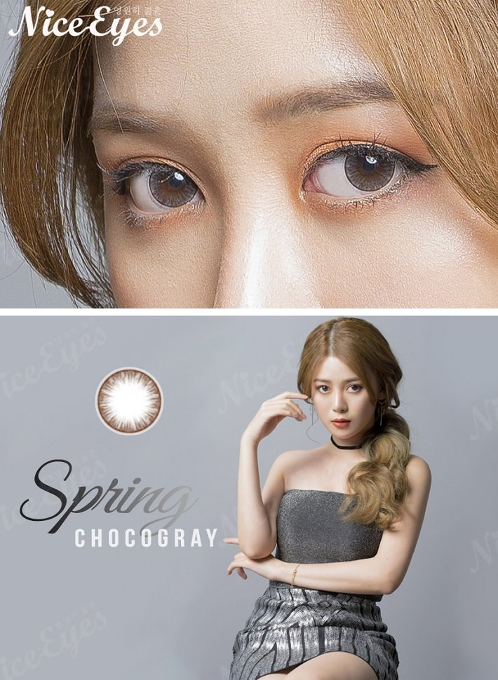kinh ap trong silicone hydrogel spring chocogray 2