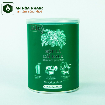 Bột lá cải kale isito