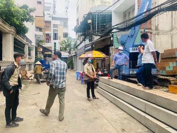 Khởi động công trình Tháng 8 Nhà Nguyễn Xí - Bình Thạnh