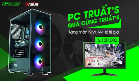 APS PC GEN 10 SẴN SÀNG