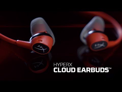 TAI NGHE HYPERX CLOUD EARBUDS