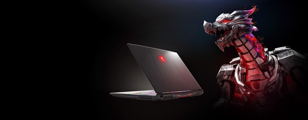 Laptop MSI GP