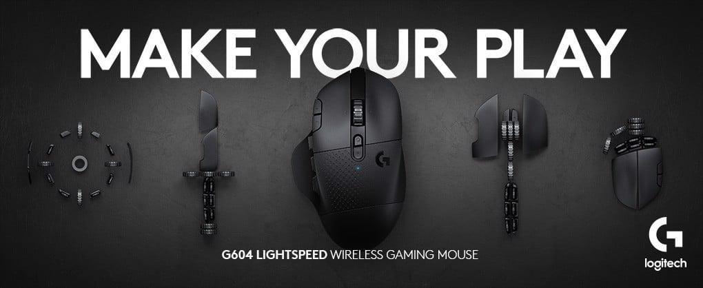Logitech G604 Wireless