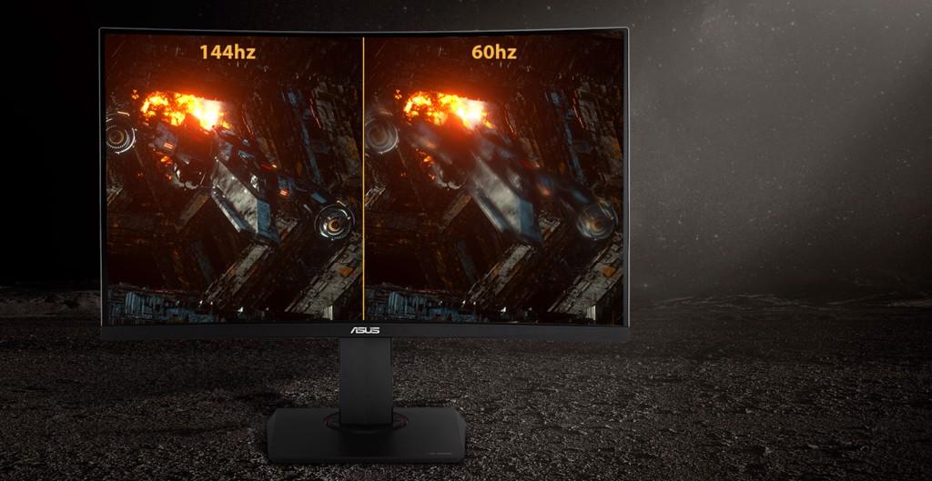 Kết quả hình ảnh cho Màn hình máy tính ASUS TUF VG32VQ 2K