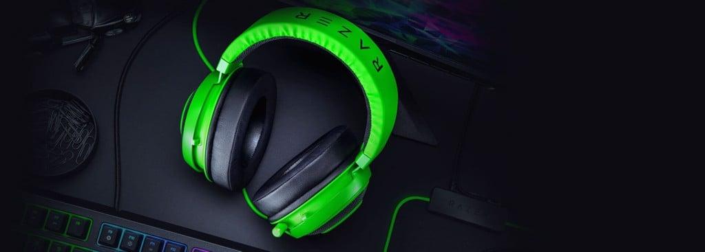 Tai nghe Razer Kraken Multi Platform Green