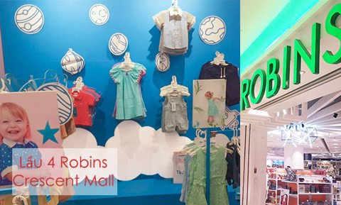 Tiniboo Grand Opening store at Crescent Mall Robins