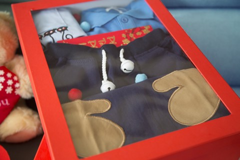 Tiniboo Tet 4 pieces set best tet gift
