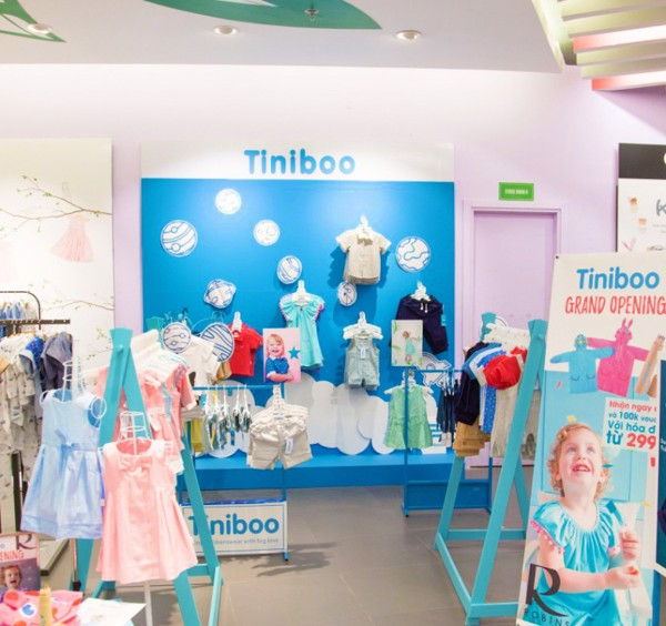 Tiniboo robins store crescent mall