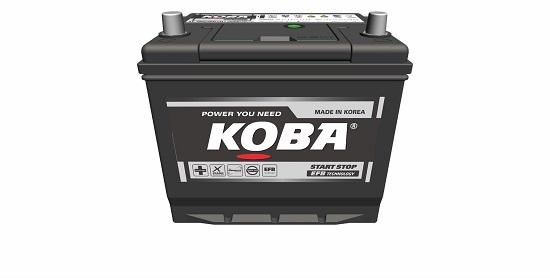 Ưu điểm của ắc quy KOBA SE Q85(90D23L) mà bạn cần biết