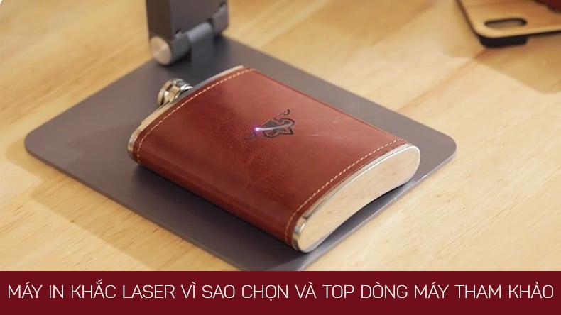 Top các loại máy in khắc laser mini cầm tay giá rẻ nên mua hiện nay