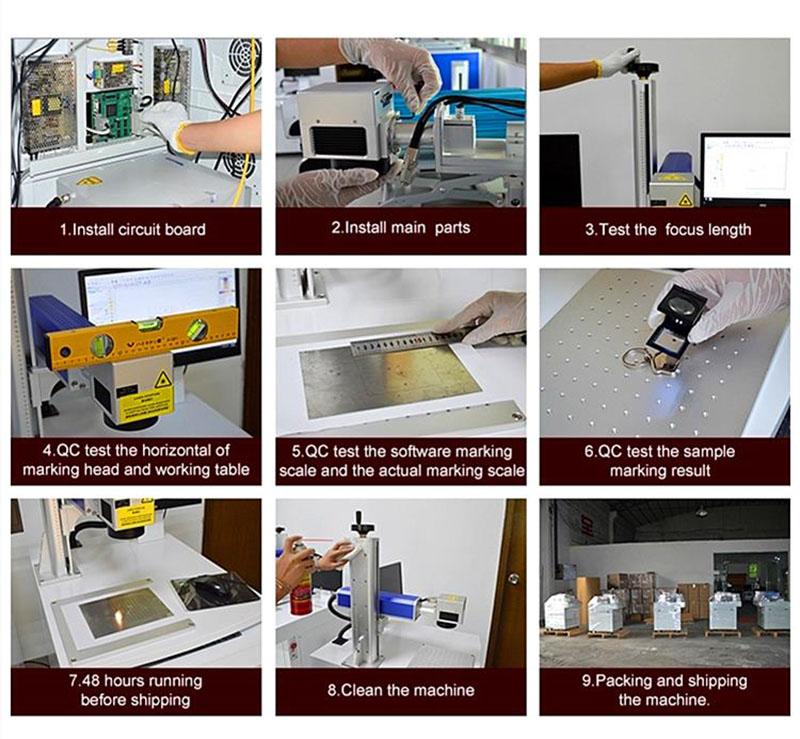 Tư vấn chọn mua máy khắc laser fiber giá rẻ, hợp lí cho sản phẩm