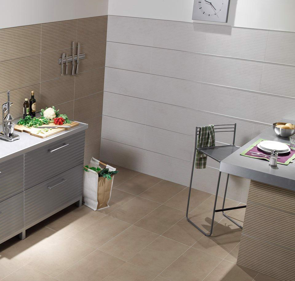 Chọn gạch ốp tường cho không gian phòng bếp
