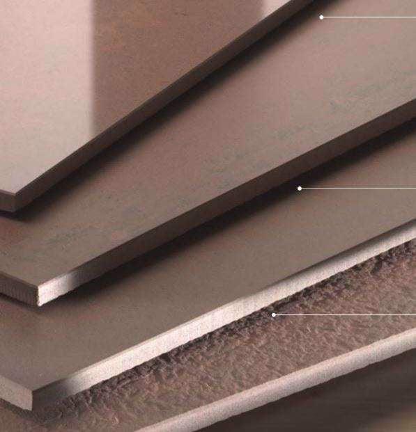 Marte thiết kế với 4 bề mặt khác nhau