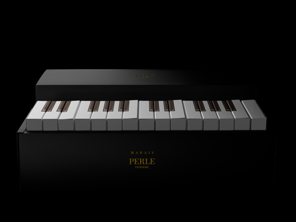 luxury packaging piano