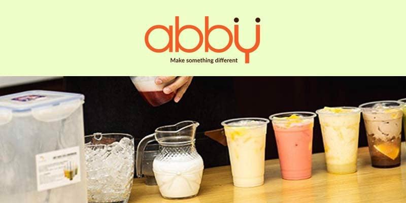Nguyên liệu làm bánh và pha chế Abby