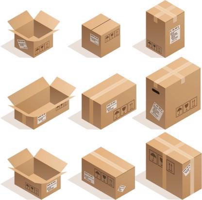 Sử dụng thùng carton cũ tiết kiệm chi phí, bảo vệ môi trường