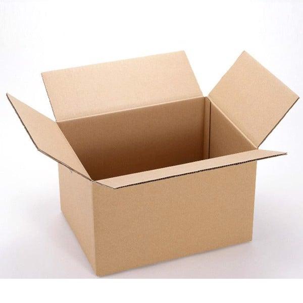 Hình 1: thùng giấy carton 3 lớp