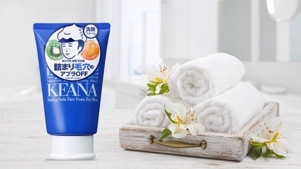 keana-baking-soda-foam-wash-for-men
