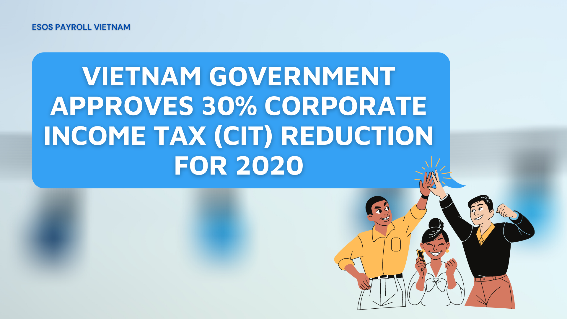The Government hereby promulgates the Decree on detailing the implementation of the National Assembly's Resolution No. 116/2020/QH14 on the reduction of enterprise income tax payable in 2020 for enterprises, cooperatives, non-business units, and other organizations.