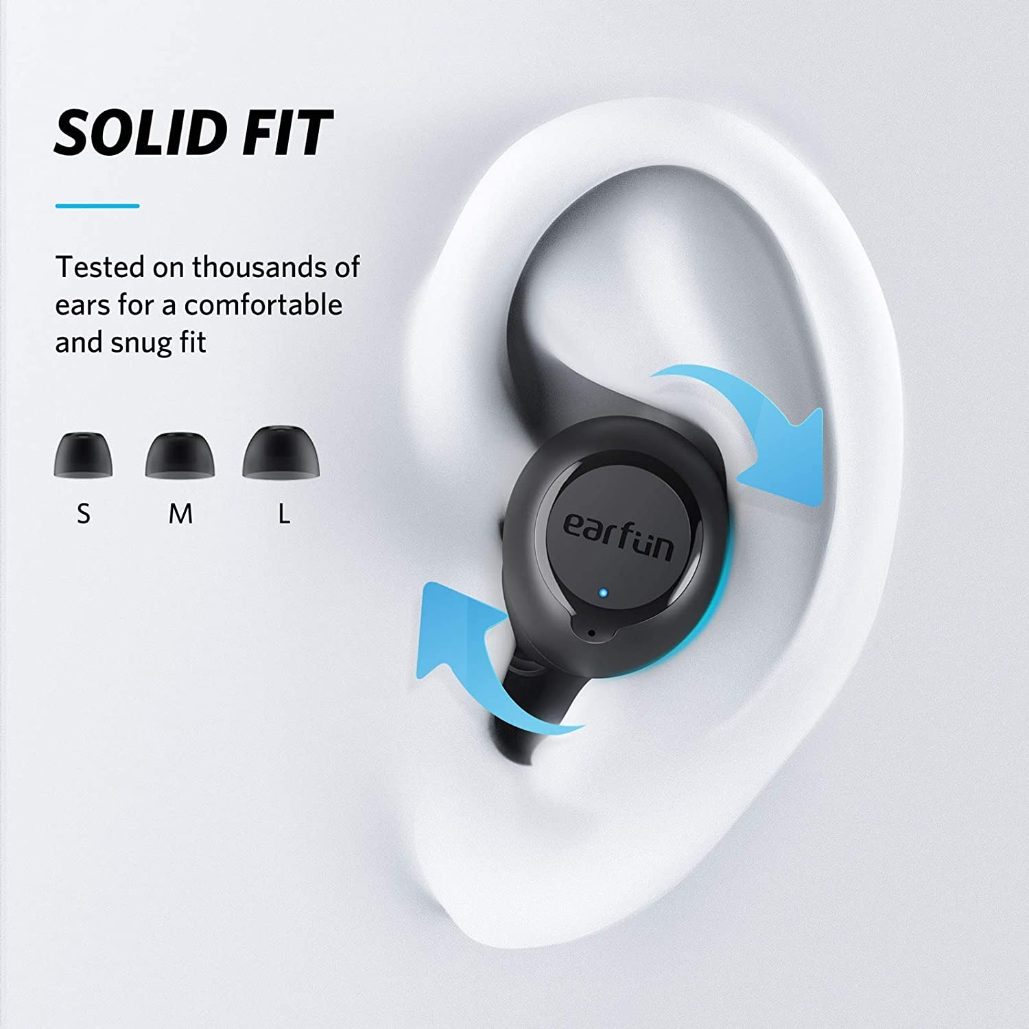 Tai nghe True Wireless EarFun Free