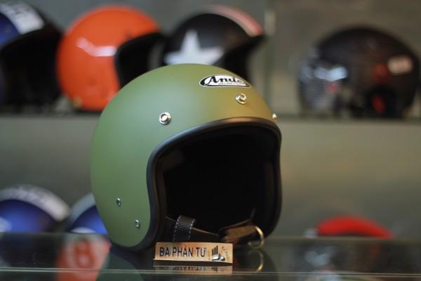 Andes 111 - Xanh lính