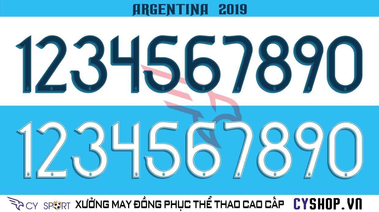 PHÔNG SỐ ARGENTINA 2019