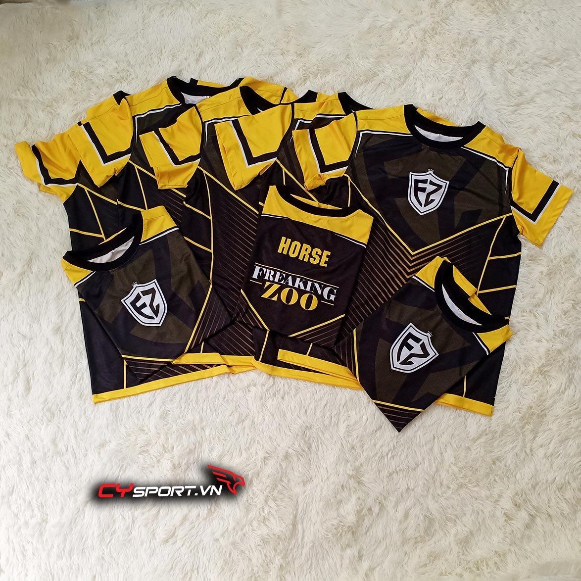áo bóng đá thiết kế