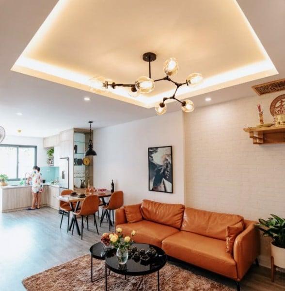 Thiết kế nội thất căn hộ 67m2