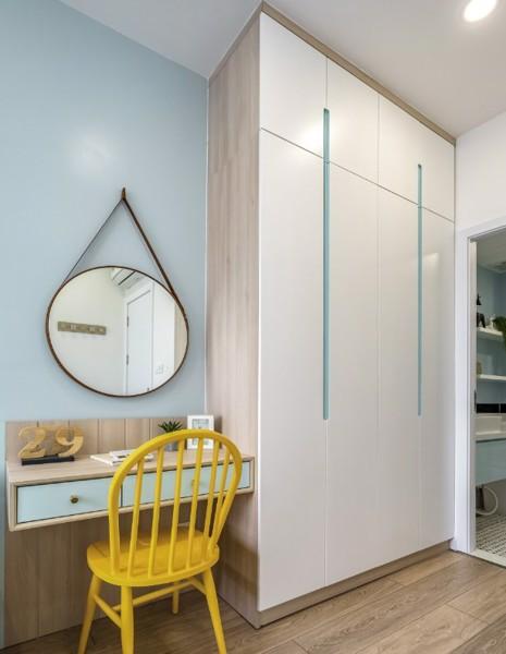 thiết kế nội thất căn hộ 65m2 12