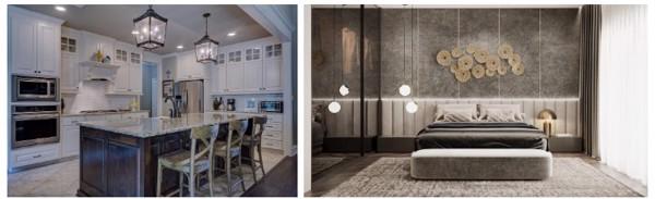 Thiết kế nội thất căn hộ 80m2 4