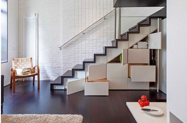 Thiết kế cầu thang thông minh