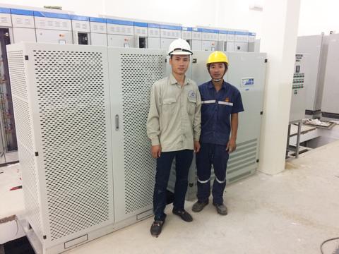 Dự án UPS Tôn Hoa Sen