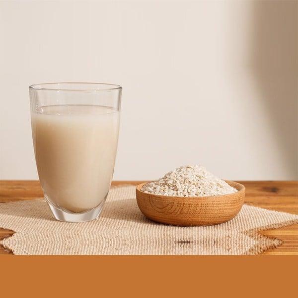 cách làm sữa gạo lứt