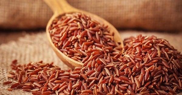 gạo lứt đỏ