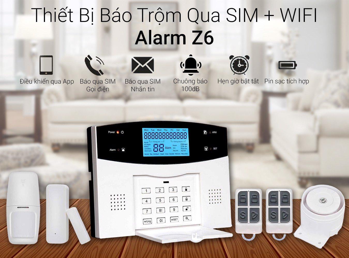 Alarm Z6-bao-trom-qua-sim-wifi