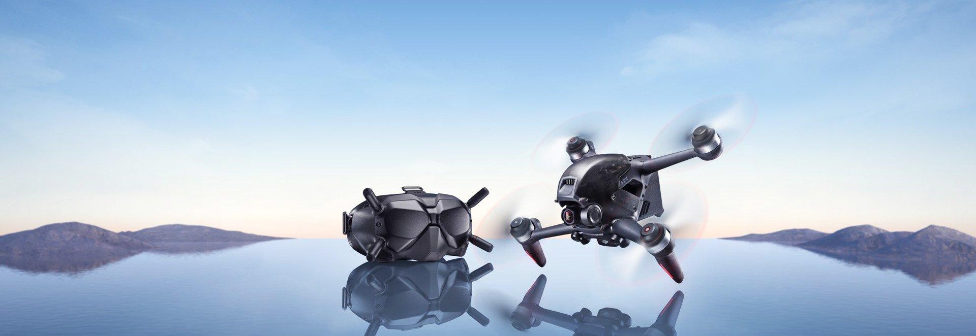 máy bay drone đua fpv của dji