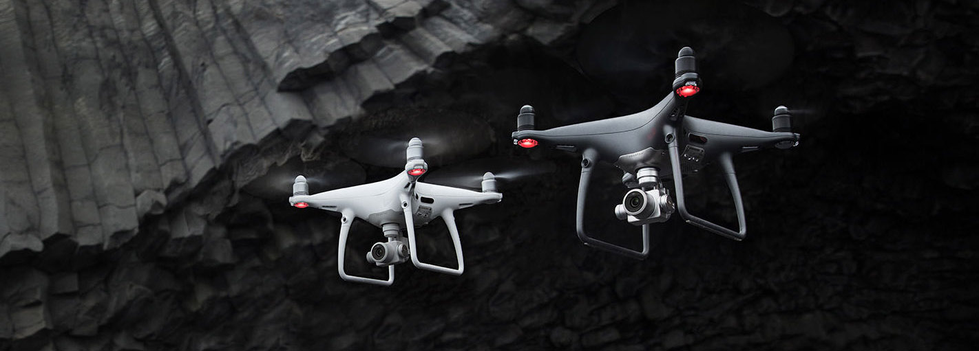 SO SANH PHANTOM 4 VA PHANTOM 4 PRO