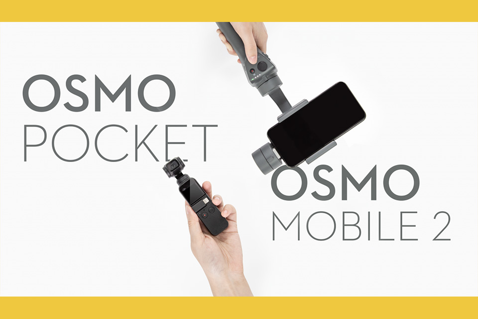Osmo Pocket vs. Osmo Mobile 2: Which One Should You Buy?