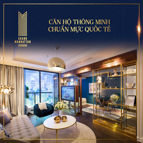 Tiến Độ The Grand Manhattan