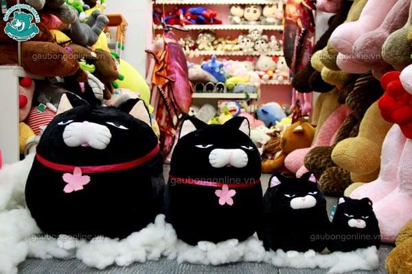 Mèo bông Amuse lạnh lùng