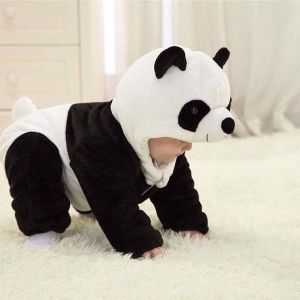 Bộ thú nhồi bông cho bé