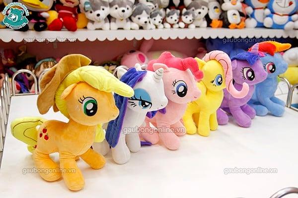 Ngựa pony bông