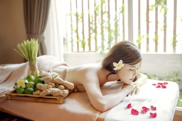 dịch vụ spa
