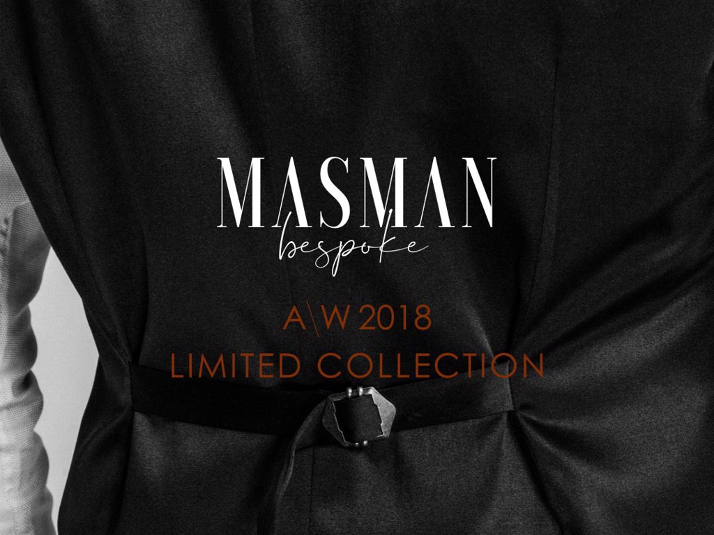 Bespoke Limited Collection Lookbook