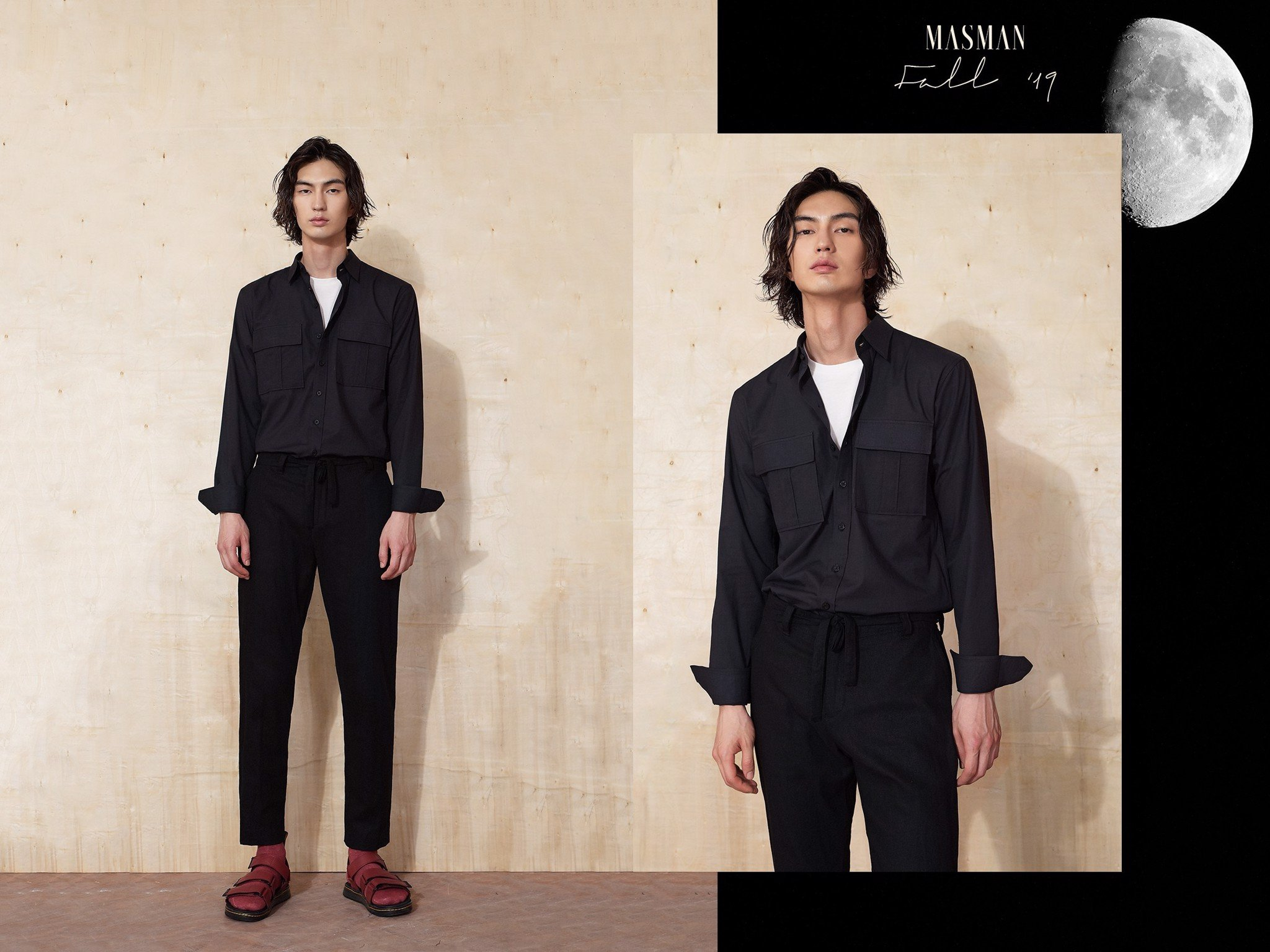 MASMAN Fall 2019 Collection