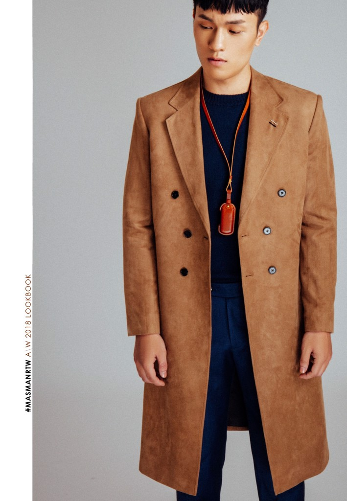 MASMAN Autumn Winter 2018 Lookbook