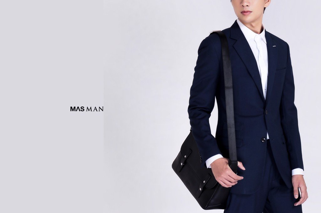MAS MAN Summer 2018 Lookbook - Business In Style