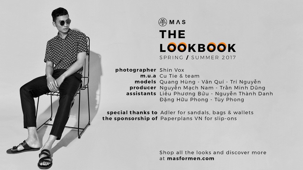 Lookbook MAS Spring/Summer 2017