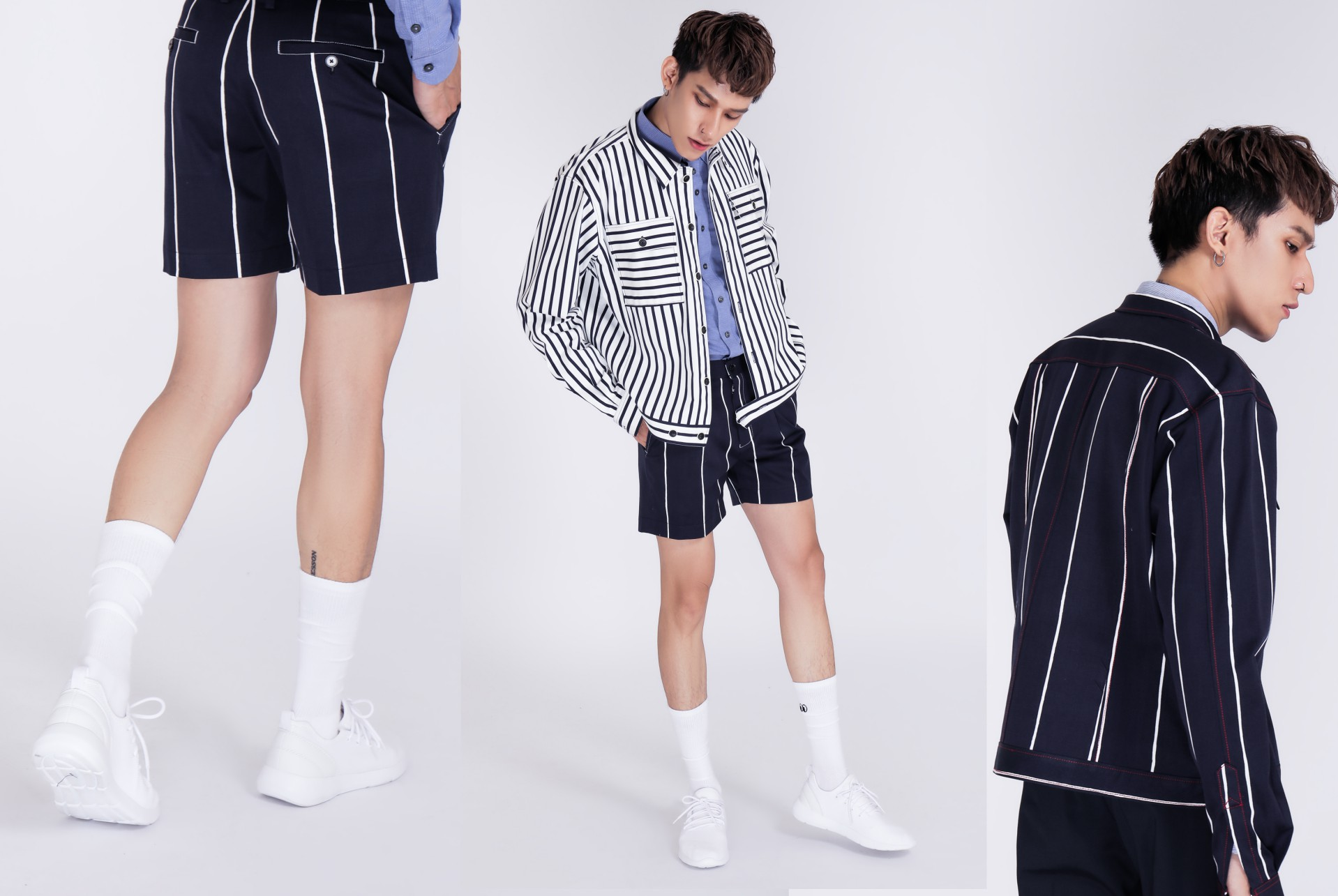 MAS MAN Summer 2018 Lookbook - What