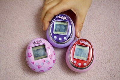 TAMAGOTCHI FRIENDS - MODEL 2013